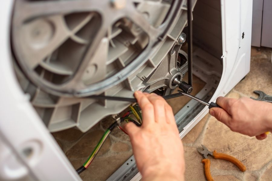 Washing machine repair Al Wahda