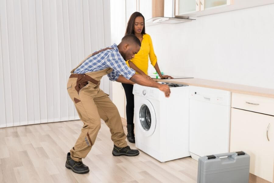 Washing machine repair Springs Dubai